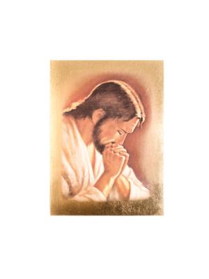 Ikona Jezus modlący się