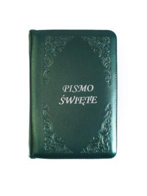 Pismo Święte - zielona okładka