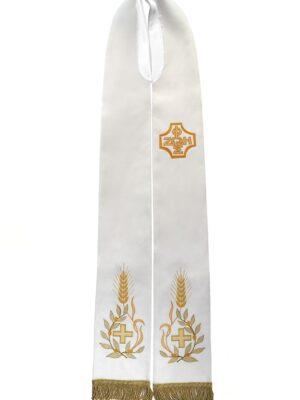 Stuła Kapłańska z symbolem foski
