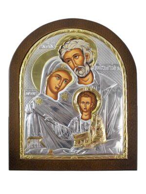 Święta Rodzina ikona bizantyjska