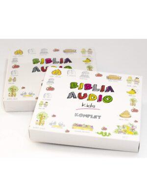 Biblia Audio. Kids - komplet