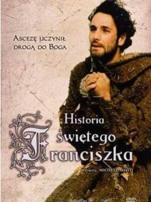 Historia świętego Franciszka DVD
