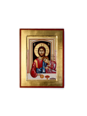 Ikona Jezus i Umiłowany Uczeń