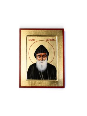 Ikona święty Charbel