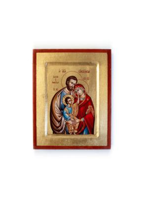 Święta Rodzina bizantyjska ikona