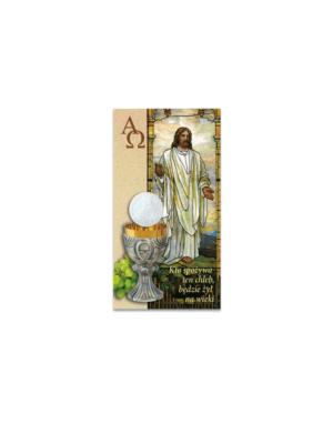 Obrazki intencji Mszy Świętej eucharystyczne