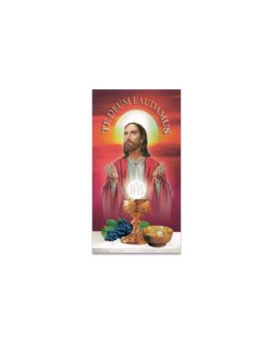 Obrazki intencji Mszy Świętej wzór Eucharystia