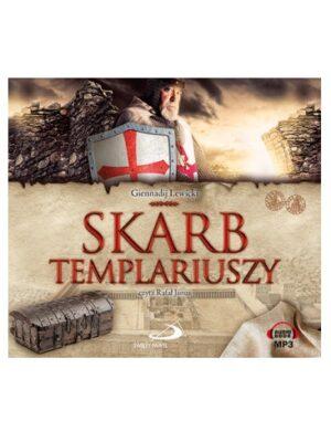Skarb templariuszy. Audiobook