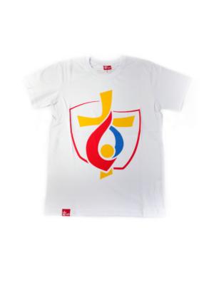 T-shirt biały ŚDM