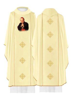 Ornat z wizerunkiem Kardynała Stefana Wyszyńskiego