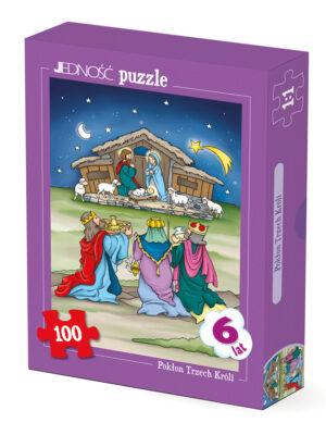 Puzzle - Pokłon Trzech Króli