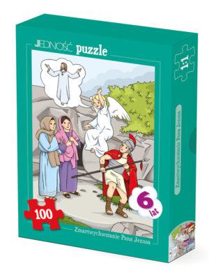 Puzzle - Zmartwychwstanie Pana Jezusa