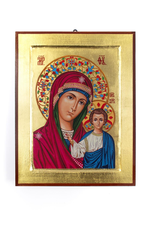 Ikona Matka Boża Kazańska
