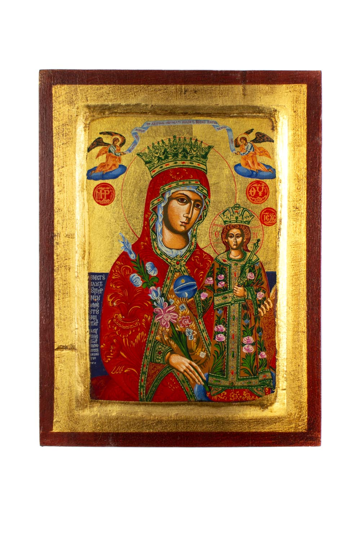 Ikona Matka Boża Zielna