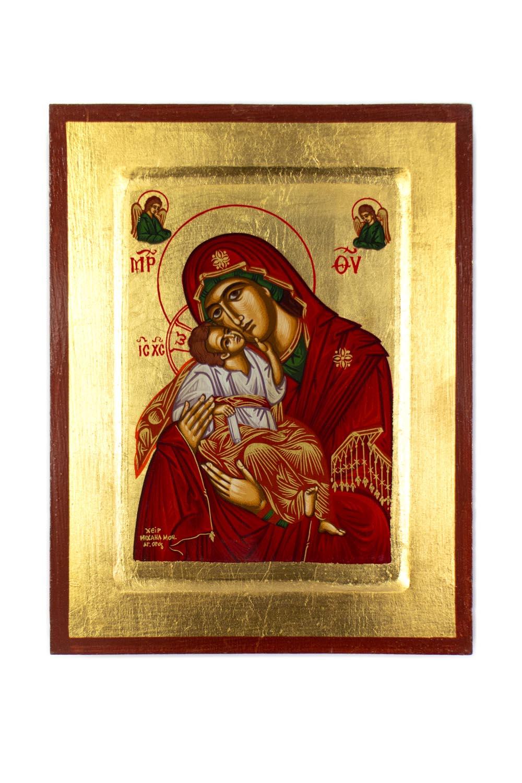 Ikona Matka Boża Królowa Życia