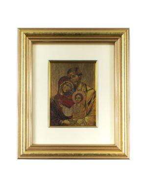 Obraz Święta Rodzina w ramce